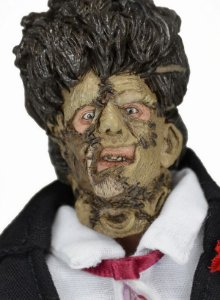 Texas Chainsaw 2 Leatherface - Clothed Figure