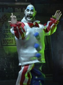 House of 1000 Corpses Captain Spaulding - Clothed Figure