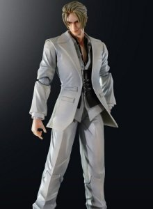 Final Fantasy Advent Children : Rufus Shinra