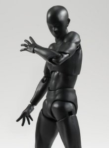 Man (Solid Black Color Ver.) - S.H.Figuarts