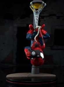 Spider-Man Spider Cam Q-Fig PVC Figure