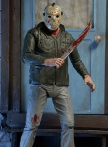 Ultimate Jason part 3 - Action Figure