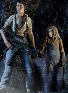 Aliens Ripley & Newt (2 pack) - Action Figure