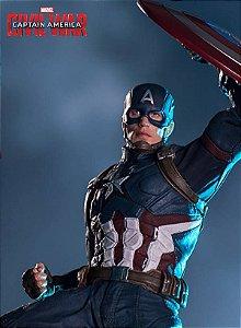 Civil War Captain America - 1/10 Art Scale