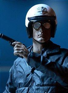 Terminator 2 Ultimate T-1000 (Motorcycle Cop) - Action Figure