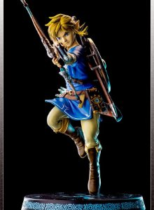 "The Legend of Zelda : Breath Of The Wild 10"" Statue"