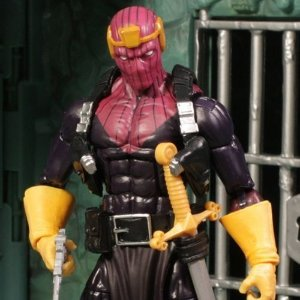 Marvel Legends : Baron Zemo