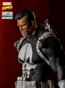 Punisher Marvel Comics Serie 3 - 1/10 Art Scale
