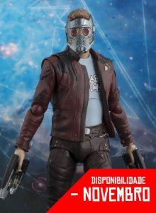 (20% reserva) Guardians of the Galaxy Vol. 2 Star-Lord with Explosion SH Figuarts