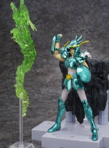 Cavaleiros do Zodiaco Dragon Shiryu - DD Panoramation