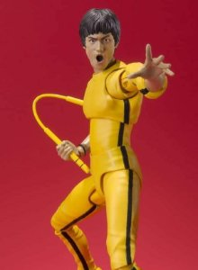 Bruce Lee Yellow Suit ver. - S.H.Figuarts