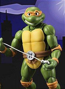 Tartarugas Ninjas Michelangelo - S.H.Figuarts