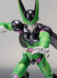 Dragonball Perfect Cell (Premium Color ver.) - S.H.Figuarts