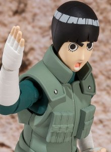 Naruto Rock Lee - S.H.Figuarts