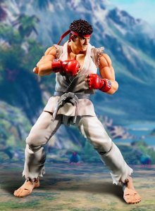 Street Fighter Ryu - S.H.Figuarts