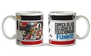 Caneca Funko Collector