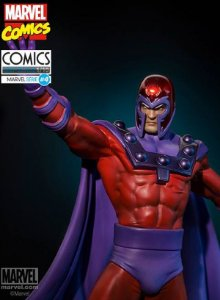 Magneto Art Scale 1/10 - Marvel Comics Série 4