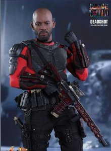 Suicide Squad Deadshot Special Edition - Hot Toys