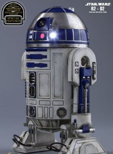 Star Wars R2-D2 1/6 - Hot Toys