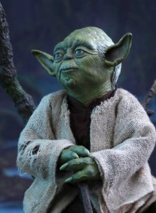 Star Wars - Episode V - Yoda 1/6 - Hot Toys