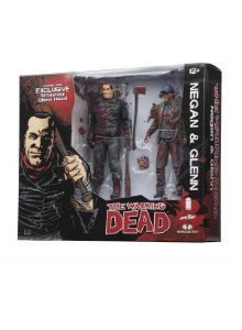 The Walking Dead : Negan and Glenn Action Figure 2-Pack (SDCC 2016 Exclusive)