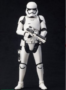 First Order Stormtrooper Artfx+ Statue - Star Wars: The Force Awakens - Kotobukiya