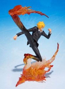 Sanji Diable Jambe: One Piece FiguartsZERO