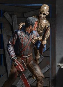 Ash Vs Evil Dead Bloody Ash Vs Demon Spawn 3-pack