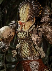 Ultimate Predator Jungle Hunter 7'' Scale Action Figure