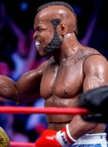 Clubber Lang (Blue Trunks Ver.) - Rocky III - 40th Anniversary - NECA