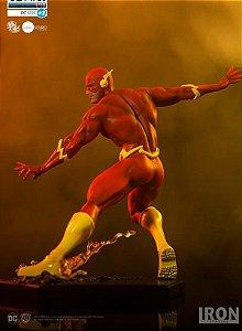 The Flash Art Scale 1/10 by Ivan Reis - DC Comics