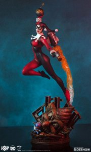 Harley Quinn - Super Powers Maquette By Tweeterhead