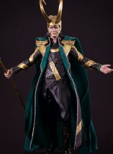 The Avengers : Loki Art Scale 1/10