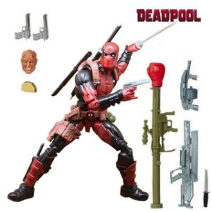 Marvel Legends: Deadpool