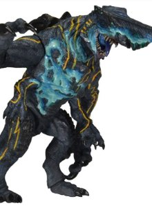 Pacific Rim Series 3 Deluxe -  Knifehead Battle-damaged