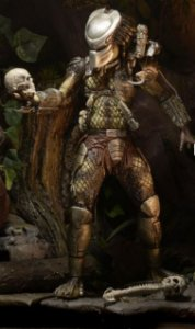 Predator-  Jungle Hunter 7'' Ultimate - NECA