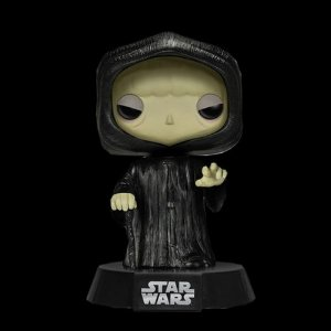 POP! Funko : Star Wars - Emperor Palpatine