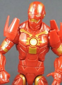 Guardiões da Galáxia Legends Infinite Series - Iron Man