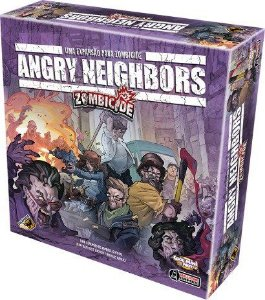 Angry Neighbors: Zombicide - Galápagos Jogos