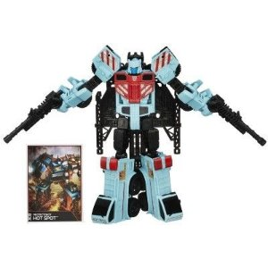 Transformers Generations - Combine Wars - Protectobot Hot Spot