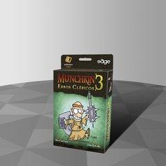 Munchkin 3 : Erros Cléricos (Expansão)