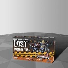 Lost Zombivors - Expansão Zombicide