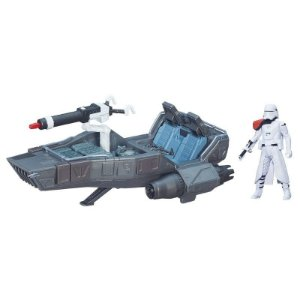 Veículo Classe II - Star Wars - Episódio VII - First Order Snowspeeder