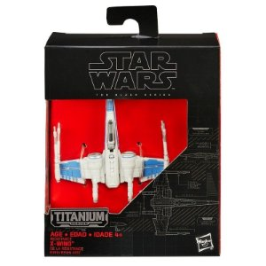 Die Cast - Star Wars - Episódio VII - Resistance X-Wing