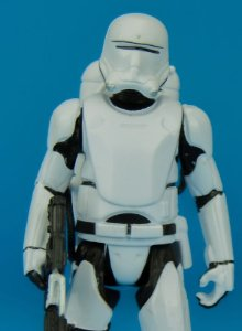 Star Wars - Episódio VII - 9 cm - First Order Flametrooper