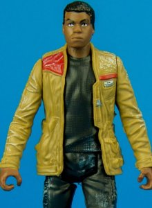 Star Wars - Episódio VII - 9 cm - Finn Starkiller Base
