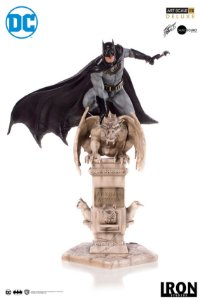 Batman Deluxe - DC Comics by Eddy Barrows - Art Scale 1/10 - Iron Studios