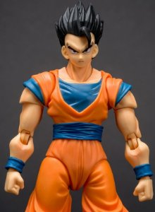 Dragon Ball Z Ultimate Gohan SH Figuarts
