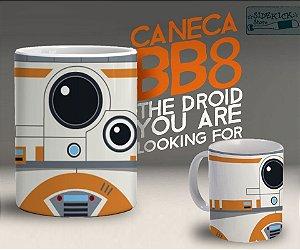 Caneca BB-8 325ml