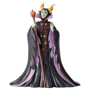 Disney Traditions: Sleeping Beauty Maleficent Halloween Candy Curse by Jim Shore Statue